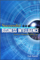 Successful Business Intelligence Making BI The Killer Applications-Cindi Howson