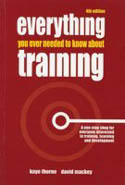 Everything You Ever Needed to Know About Training 4-E-Kaye Thorne