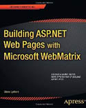 Building ASP.NET Web Pages with Microsoft WebMatrix-Steve Lydford