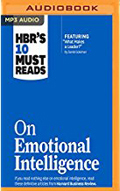 HBR Guide to Emotional Intelligence AudioBook Cd-Harvard Business Review (Author),  Sellon-Wright,  Keith (Read by)