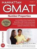 Number Properties GMAT Strategy Guide 5th Edition-Manhattan GMAT