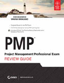 Project Management Professional Exam Review Guide w-cd (PMP)-Kim Heldman, Vanina Mangano