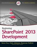 Beginning SharePoint 2013 Development-Steve Fox, Donovan Follette, Chris Johnson