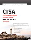 CISA Certified Information Systems Auditor Study Guide, 4-Ed.-David Cannon, Brian OHara, Allen Keele