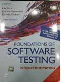 Foundations Of Software Testing ISTQB Certification 3rd Edition-Rex Black, Dorothy Graham, Erik Van Veenendaal, Isabel Evans