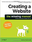 Creating a Website The Missing Manual-Matthew MacDonald