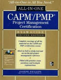 CAPM / PMP Project Management All-in-One Exam Guide 2-E w-cd-Joseph Phillips