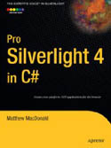 Pro Silverlight 4 in C#-Matthew MacDonald