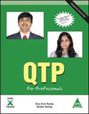 QTP for Professionals Covers 9.2 9.5 and 10.0-Shalini Reddy, Siva Koti Reddy