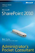 Microsoft SharePoint 2010 Administrators Companion-Ben Curry