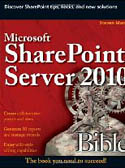 Microsoft SharePoint Server 2010 Bible-Steve Mann